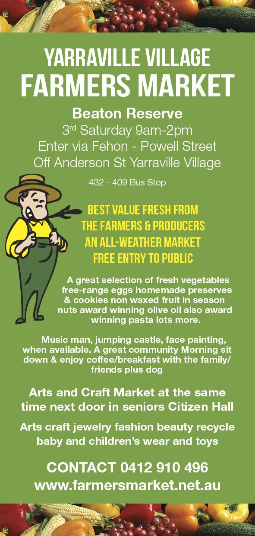 Yarraville Village Farmers Market