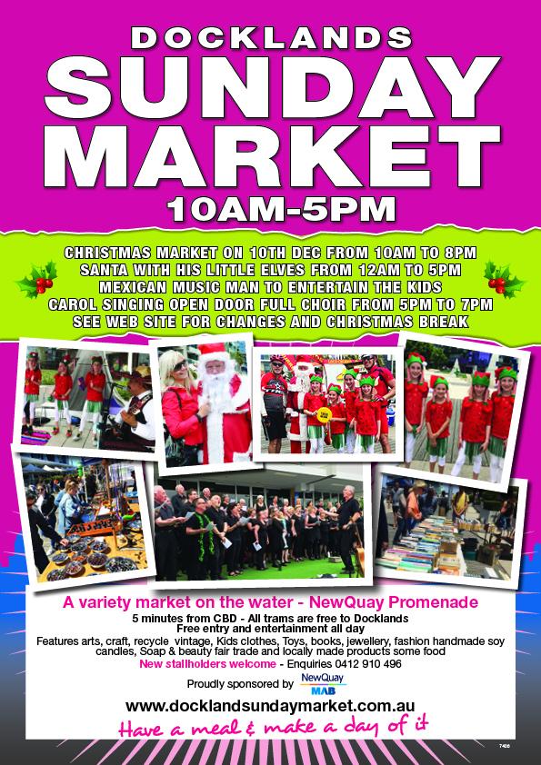 Docklands Christmas Market