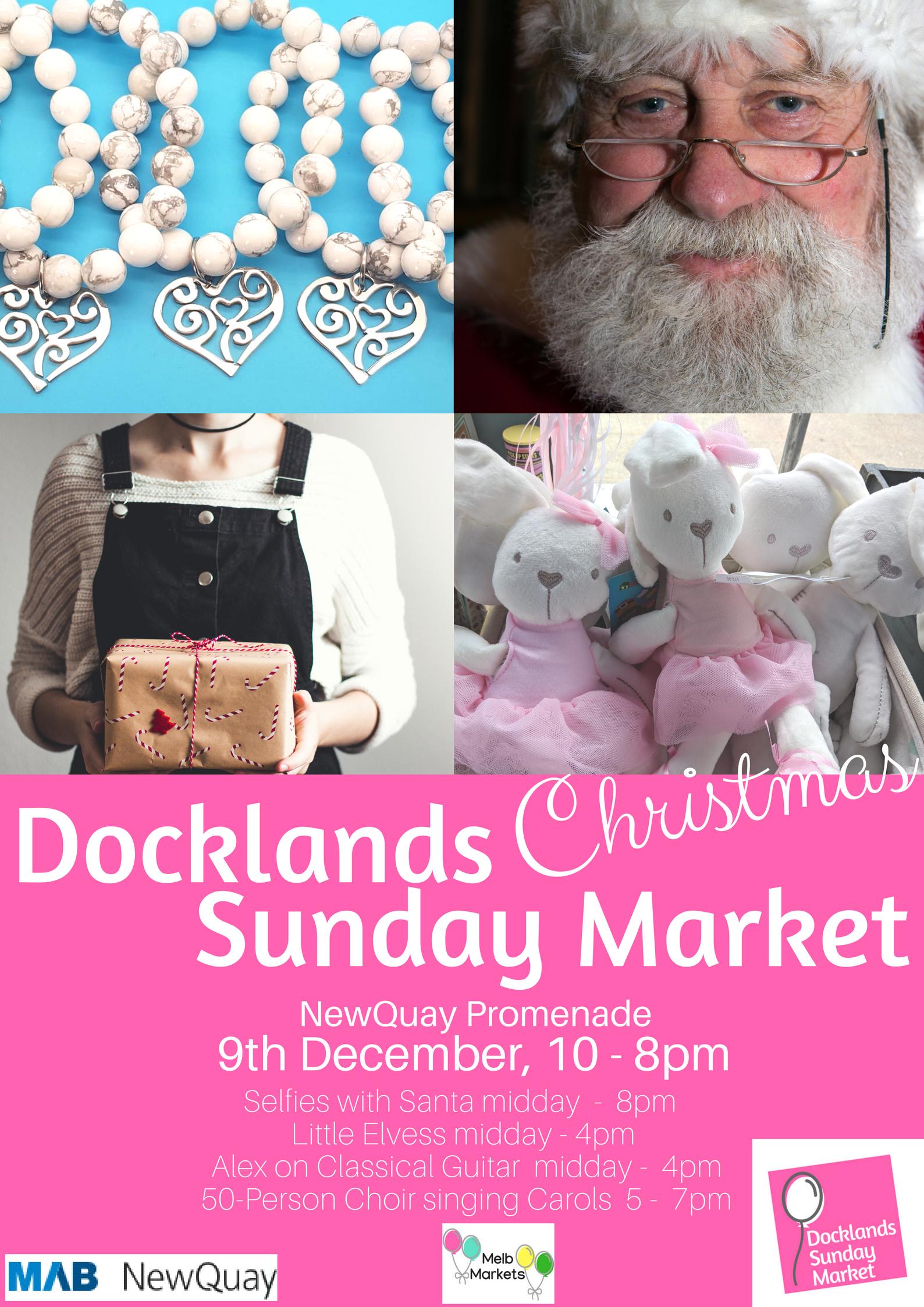 Docklands Xmas Market