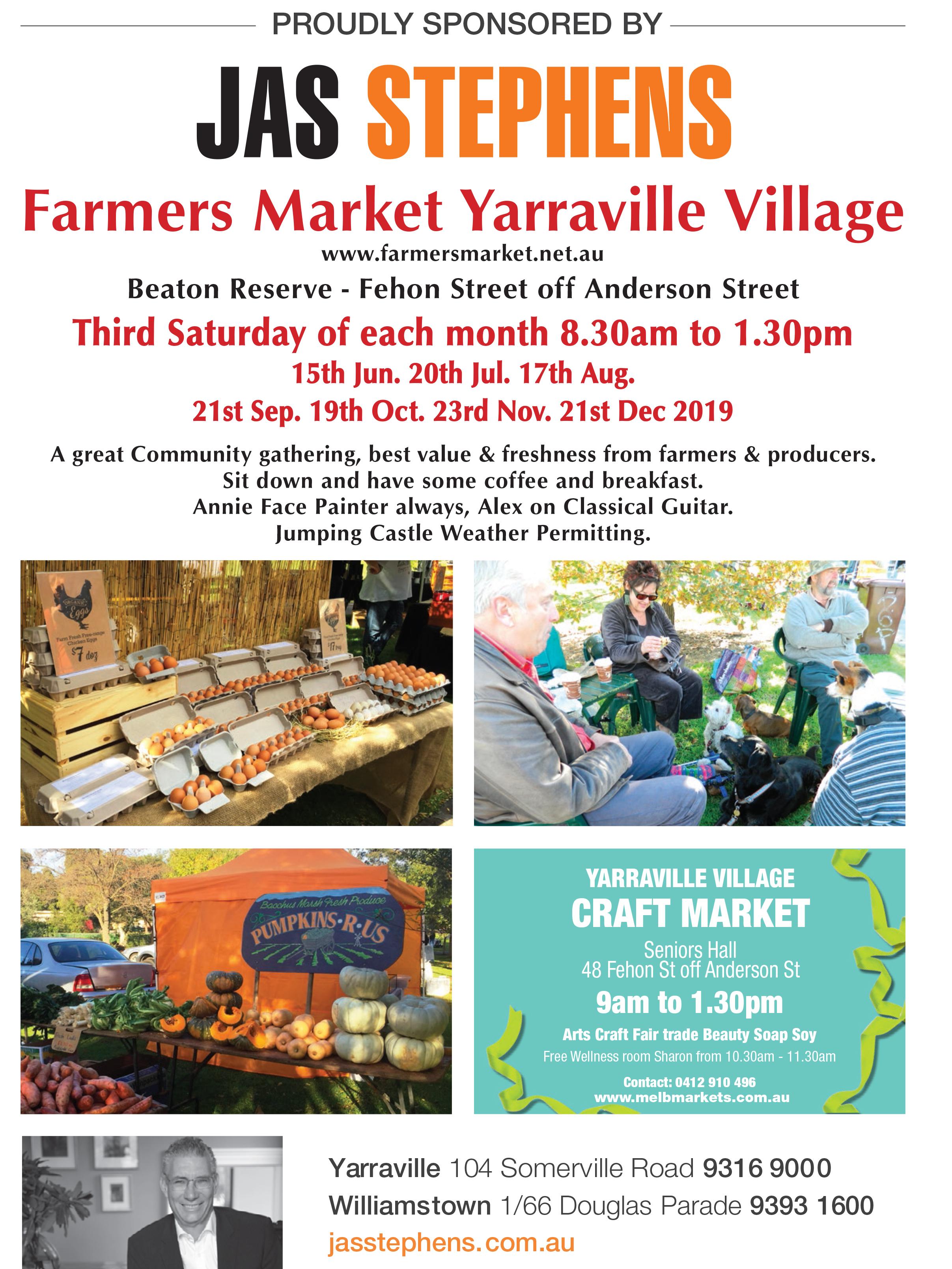 Yarraville Village Farmers' Market