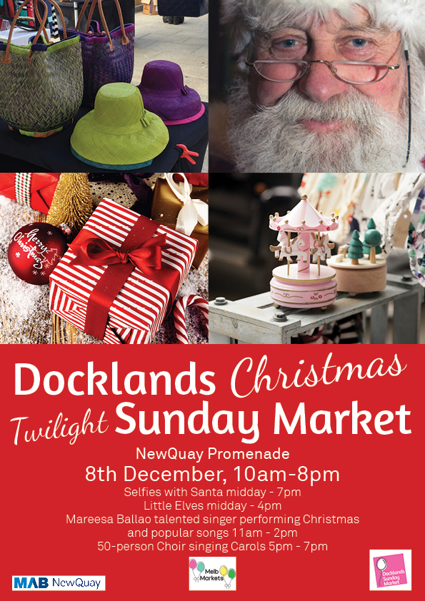 Docklands Christmas Twilight Market